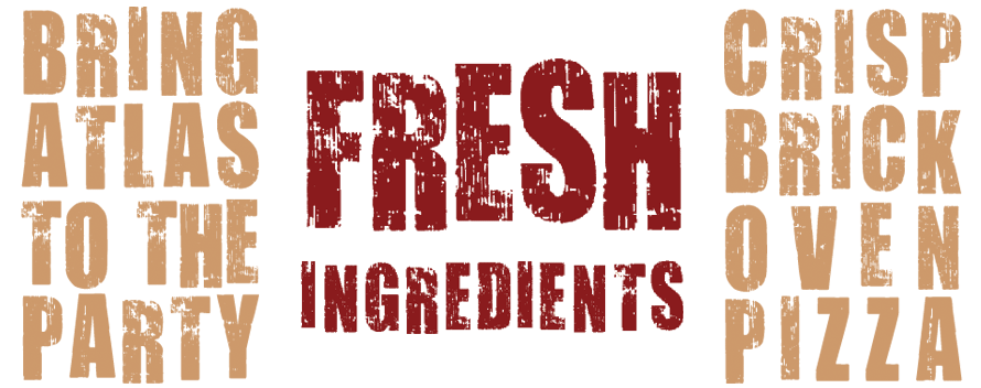 Fresh Ingredients Graphic